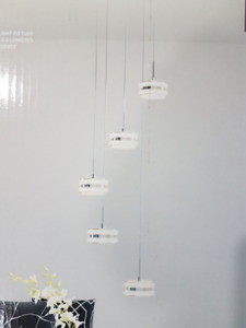 5 LED Dining room Living room Light Fixture