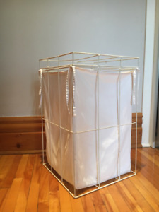 Clothes Hamper Laundry Basket | Panier à Linge Storage