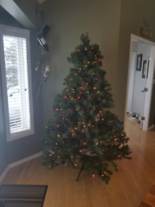 7ft  Multicolor lights Christmas Tree