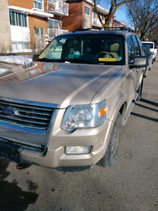 Ford explorer 2006 164000km