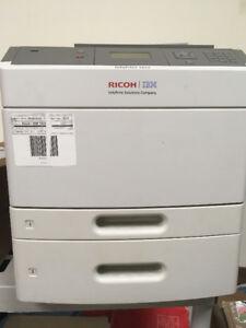 Ricoh IBM InforPrint 1832 Laser Monochrome Printer-Used