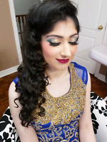 Experienced Hair and Makeup Artist ($45 MAKEUP SPECIAL)