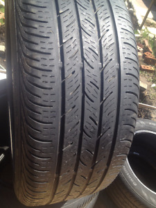 Set of 4 Michelin Summer tires 225/50/17