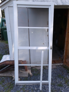 36 in. screen door
