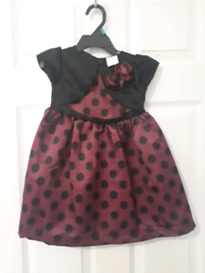 Baby dress size 24 months