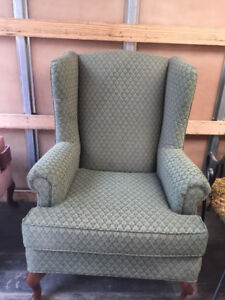 BEAUTIFUL CHAIRS AND COUCH AT REDUCED PRICES!  $75 each
