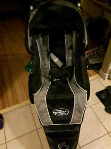Baby Jogger Summit XC Stroller with Accessories