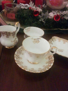 collectible tea cup sets