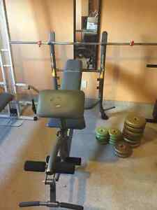 home exercise equipment for sale (clearing room for renovation) Windsor Region Ontario image 5