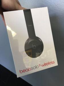 Écouteurs Beats Solo 3 wireless neufs