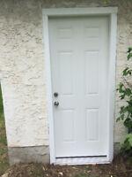 BE$T DOOR SERVICE, Exterior door installs, BASEBOARDS. TRIMS, ST