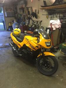 LOW KM Kawasaki Ninja 500r