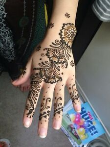 Henna art Cambridge Kitchener Area image 2