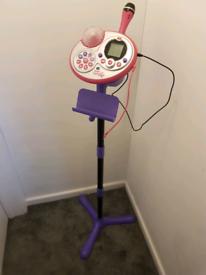 Vtech karaoke machine