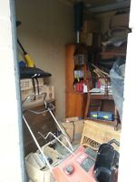 Storage Auction - Saturday October 10,2015 - 10:00am