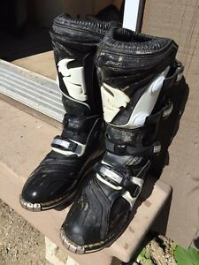 Bottes de moto cross THOR pantalon THOR