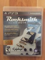 Rocksmith 2014 no cable PS3