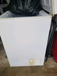 Small apartment sized freezer