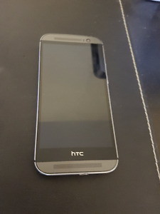 HTC one m8 - Scratched on body - Works Perfectly!