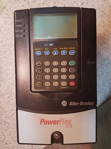 Allen-Bradley Powerflex 70 VFD 1hp
