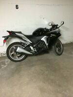 Cbr 250 2012 for sale nego