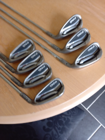 Ping G25 irons. £285