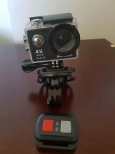 Caméra numérique bopower  4K Wifi
