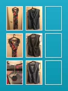 WOMENS XL MATERNITY CLOTHES -AVAILABLE