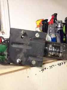 3000 lbs winch for snow plow pro shovel or other brands Cambridge Kitchener Area image 3