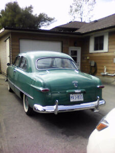 Classic 50 Ford Coupe - Great shape!