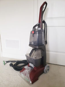 Carpet Washer (2 yrs WARRANTY) Hoover Deluxe