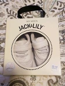 Jack & Lily, My Mocs