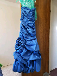 2 prom/bridesmaid dress for sale