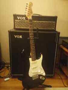Fender Bullet and Marshall MG15CDR Amp Pkg. Deal