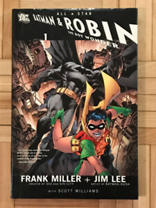 ALL STAR BATMAN & ROBIN DC COMICS TPB - MILLER / LEE