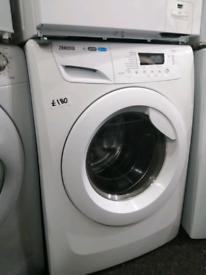➡️➡️SALE⬅️⬅️ NEW GRADED WHITE 10KG ZANUSSI WASHING MACHINE