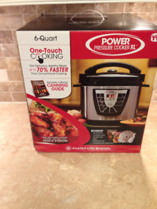 Power Pressure Cooker XL - 6 quart