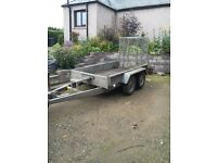 Trailer 8' x 4, indespension 2700kg trailer