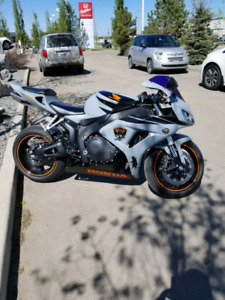 Want to trade my 2007 cbr 1000rr for a cruiser!