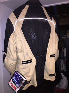 Motorcycle Jacket from Teknic