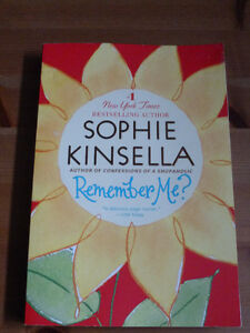Remember Me? - Sophie Kinsella (anglais)
