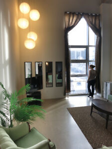 Downtown loft! Close to UofS & hospitals!