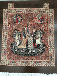 2 Tapestry Wall Hangings price for both