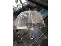Fulton Lulu Guinness Birdcage Umbrella