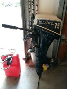 Used 1973 Honda 7.5 HP 4-Stroke