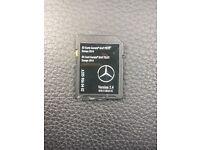 Mercedes Benz 2014 Sat Nav Garmin Maps