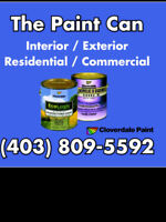 The Paint Can Gerry 403 809 5592