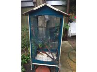 Parrot cage- large