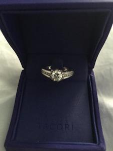 *TACORI* Engagement Ring and Eternity Wedding Band