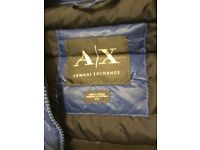 Armani winter coat medium fit